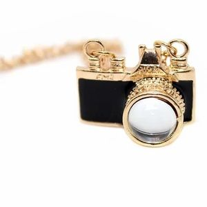 Jewelry - NWT Camera Photography Gold Necklace